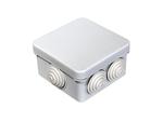 Коробка распределительная 70х70х40мм IP55 серая