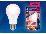 LED-A60-9W/SCEP/E27/FR/DIM IP65 PLO65WH Лампа светодиодная диммируемая для птиц. Спектр для яйценоскости.