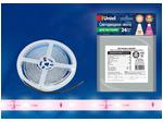 ULS-P75-2835-70LED/m-10mm-IP65-DC24V-14,4W/m-3M-SPSB Светодиодная лента для растений. Спектр для рассады и цветения. Катушка 3м в герметичной упаковке