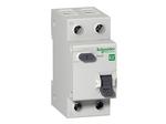Дифференциальный автоматический выключатель EASY 9 1P+N 16А 30мА C AC 4,5 кА