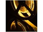 Лента светодиодная стандарт SMD 3014, 240 LED/м, 24 Вт/м, 12В, IP20, Цвет: Теплый белый