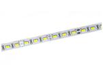 Светодиодная линейка 1м SMD5730 72шт (3М скотч) 45-50Lm/LED 3000-3500K