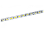 Светодиодная линейка 100см SMD5630 72шт/м (с 3М скотчем) 45-50Lm/LED 3000K-3500K eco