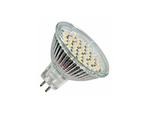 Лампа светодиодная, 44LED(3W) 230V G5.3 6400K, LB-24 (Р)