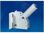 UFV-C01/48-500 GREY Кронштейн универсальный для консольного светильника, 500мм. Регулируемый угол. Диаметр 48мм. Серый.