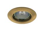 Светильник TESO FIX MR16/HP16 ЛАТУНЬ (011073)