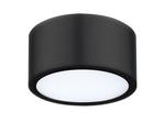 Светильник ZOLLA CYL LED-RD 10W 780LM ЧЕРНЫЙ 4000K IP44 (213917)