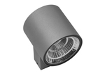 Светильник PARO LED 2*8W 1270LM 28G СЕРЫЙ 4000K IP65 (361694)