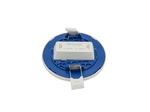 Светодиодная панель встраиваемая круглая 220В, 7Вт, 560Лм, CRI:80Ra, Ф95/75мм, алюминиевый корпус, изолированный драйвер, 4500К