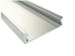 Профиль накладной алюминиевый LC-LP-1050-2 Anod