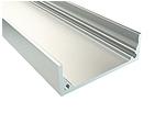 Профиль накладной алюминиевый LC-LP-1035-2 Anod