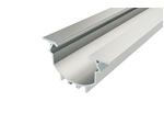 Профиль врезной алюминиевый LC-LPV-4889-2 Anod
