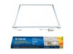 ULO-Q190 6060-36W/6500K WHITE Светильник светодиодный потолочный рамка 595*595мм. Дневной свет (6500K). Корпус белый