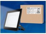 ULF-F20-200W/4000K IP65 195-250В BLACK Прожектор светодиодный. Белый свет (4000K). Корпус черный.