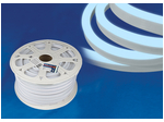 ULS-N22-5050-80LED/m-8mm-IP67-220V-10W/m-50M-RGB Светодиодная гибкая герметичная лента. NEON. Бобина 50 м. RGB.