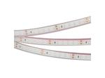 Светодиодная лента RTW 2-5000PGS 24V Red 2x (3528, 600 LED, LUX) (ARL, 9.6 Вт/м, IP67)