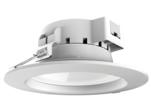 Даунлайт светодиодный DL-1541 15Вт 4000К 1200Лм 135/105мм белый SMD