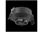 MINI-VL-M4-BL Сменное крепление M4 для светильников VILLY встраиваемое. Черное