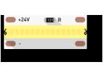 Лента DSG FOB NW 640L-V24-IP33, 4000 K, 640 LED, 16W/m 24V