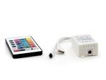 LED RGB controller  инфракрасный 6А 72W 12V/24V24к, IR-RGB-24-6A