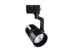ULB-Q274 30W-4000К BLACK Светильник-прожектор светодиодный трековый. 3000 Лм. Белый свет 4000К. Корпус черный