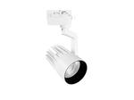 ULB-Q274 30W-4000К WHITE Светильник-прожектор светодиодный трековый. 3000 Лм. Белый свет 4000К. Корпус белый