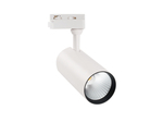 ULB-Q276 25W-4000К WHITE Светильник-прожектор светодиодный трековый. 2200 Лм. Белый свет 4000К. Корпус белый