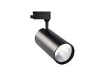 ULB-Q276 32W-4000К BLACK Светильник-прожектор светодиодный трековый. 3000 Лм. Белый свет 4000К. Корпус черный