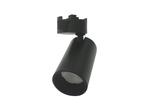 ULB-Q276 8W-4000К BLACK Светильник-прожектор светодиодный трековый. 800 Лм. Белый свет 4000К. Корпус черный