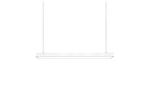 Светодиодный линейный светильник Geniled Trade Linear 500х100х65 20Вт 5000K Опал поликарбонат