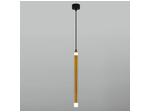 50133/1 LED / Подвесной светодиодный светильник 1 LED бронза
