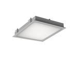 Светодиодный офисный светильник Geniled Office Clip-In 600х600х60 40Вт 5000K Микропризма