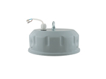 ULZ-V40Y GREY Основа для светильника Venturo Bat. Цвет серый. Материал корпуса штампованная сталь. Цоколь E40