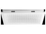 Светодиодный офисный светильник Geniled Office Clip-In 600х600х60 30Вт 5000K Матовое закаленное стекло