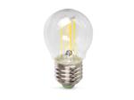 Лампа светодиодная LED-ШАР-PREMIUM 5Вт Е27 4000К 450Лм прозрачная. Дневной белый