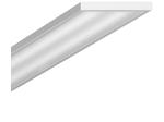 Светодиодный светильник Geniled ЛПО 1200х180х20 80Вт 5000K Матовое закаленное стекло