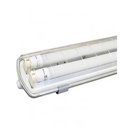 Светодиодный промышленный светильник ЛСП 2х36 герметичный под светодиодную лампу ССП-456 2х18Вт LED-Т8R/G13 IP65 1200 мм