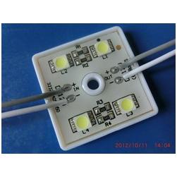 Модуль светодиодный SMD5050 х 4 12В зеленый IP65