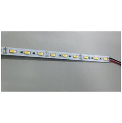 Линейка светодиодная GRS SMD5630-72-WW-N-12B 72led/m теплый белый 1м