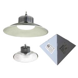 ULY-Q721 90W/NW/D IP20 SILVER Светильник светодиодный промышленный с облегченным корпусом c отражателем. Цвет свечения белый. Цвет корпуса серебряный.