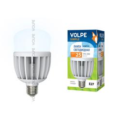 LED-M80-25W/NW/E27/FR/S Светодиодная промышленная лампа с матовым рассеивателем. Белый свет. Серия Simple