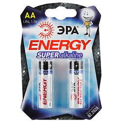 Батарейка ЭРА LR06 BP-2 (20/320) LR06