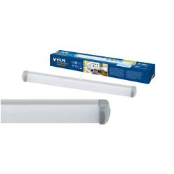 ULO-Q141 AL30-10W/NW SILVER Светильники светодиодные накладной. Белый свет. Цвет серебристый.