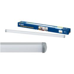 ULO-Q141 AL60-18W/NW SILVER Светильники светодиодные накладной. Белый свет. Цвет серебристый.