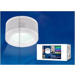 ULN-M07G-30W/NW/SM WHITE Светильник светодиодный накладной потолочный - 30Вт 1650Лм. Белый свет. О8.