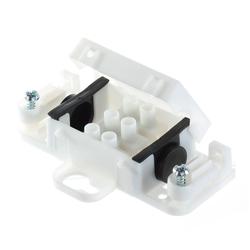 Клеммная коробка IP54 3x. Под сечение провода 0.5-2.5мм2 IP54 77.5х43х18мм