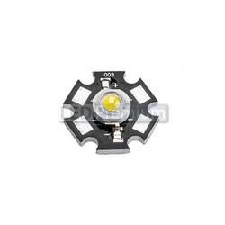 Светодиод мощный ES-STAR-3W WarmWhite 180 Lm 3500K