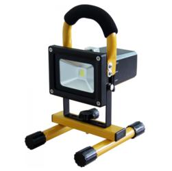 Переносной аварийный светодиодный прожектор со встроенным аккумулятором Следопыт 1.0