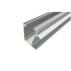 Профиль накладной алюминиевый LC-LP-7363-2 Anod