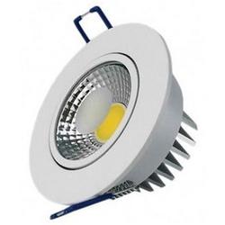 Светодиодный потолочный светильник 5W 2700К Белый (016-033-0005) точечный